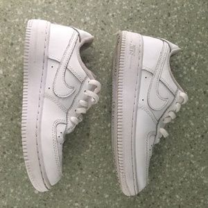 Nike Shoes - Nike Air Force One Low Little Kids Size 13C